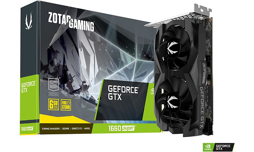 Zotac GeForce GTX 1660 Super Gaming Twin 6GB