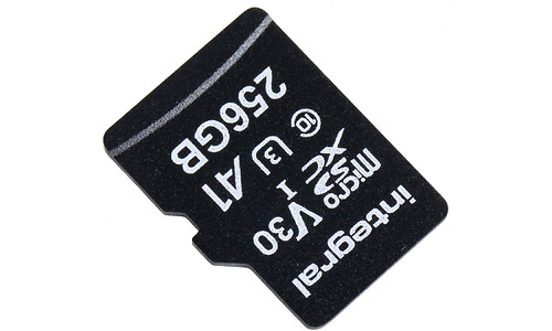 Integral Ultima Pro MicroSDXC UHS-I 256GB + Adapter