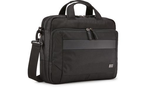 "Case Logic Notion Slim Briefcase 14"" Black"
