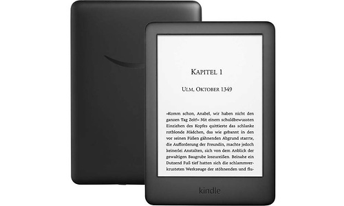 Amazon Kindle Touch 2019 4GB Black