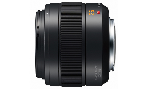Panasonic MFT 25mm Leica DG f/1.4 II ASPH