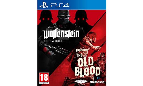 Wolfenstein: The New Order + Wolfenstein: The Old Blood (PlayStation 4)