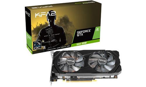 KFA2 GeForce GTX 1660 Super OC 6GB