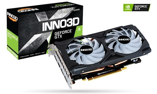 Inno3D GeForce GTX 1660 Super RGB Twin X2 OC 6GB