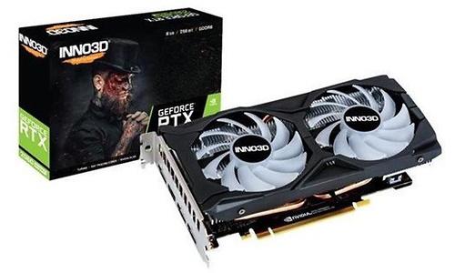 Inno3D GeForce RTX 2060 Super RGB Twin X2 OC 8GB