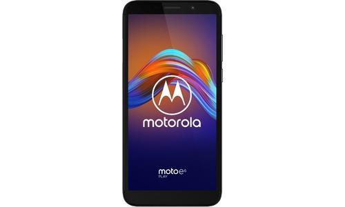 Motorola Moto E6 Play 32GB Black