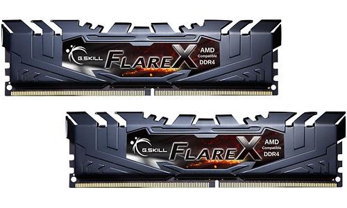 G.Skill Flare X Black 32GB DDR4-3200 CL16 kit