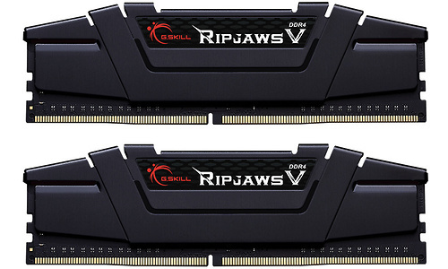 G.Skill Ripjaws V Black 32GB DDR4-3600 CL16 kit