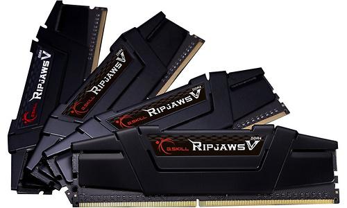 G.Skill Ripjaws V Black 64GB DDR4-3600 CL16 quad kit