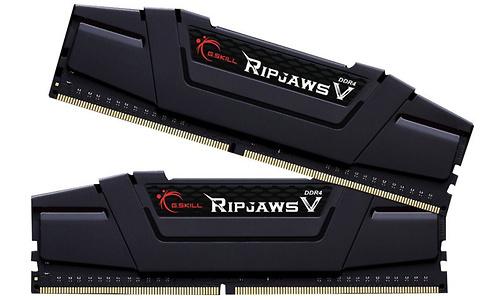 G.Skill Ripjaws V Black 32GB DDR4-3600 CL18 kit