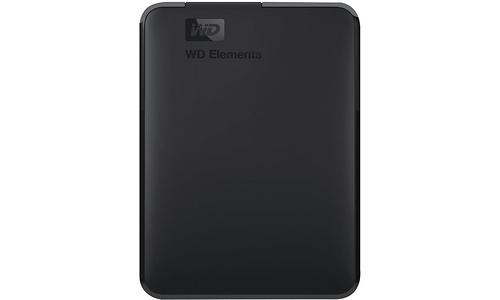 Western Digital Elements Portable 5TB Black