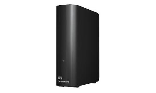 Western Digital Elements Desktop 14TB Black