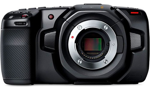 Blackmagic Pocket Cinema Camera 4K Black