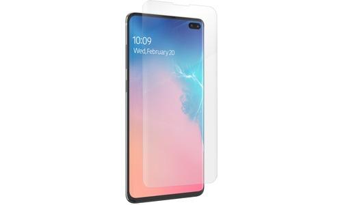 Zagg InvisibleShield Ultra Clear Samsung Galaxy S10 Screenprotector Plastic