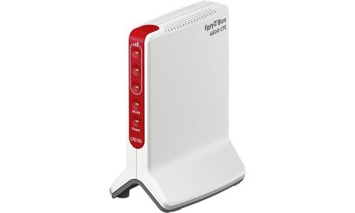 AVM Fritz!Box 6820 4G White/Red