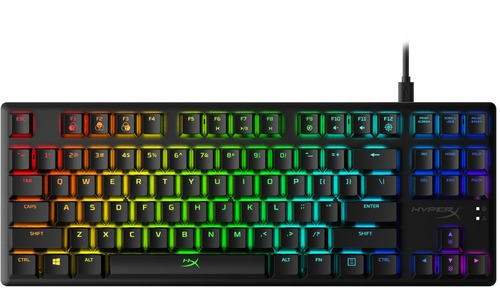 Kingston HyperX Alloy Origins Core TKL RGB Red Black (US)
