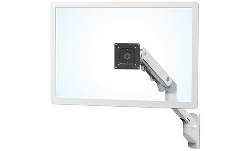 Ergotron HX Wall Arm Bright White