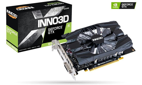 Inno3D GeForce GTX 1650 Super Compact X1 4GB