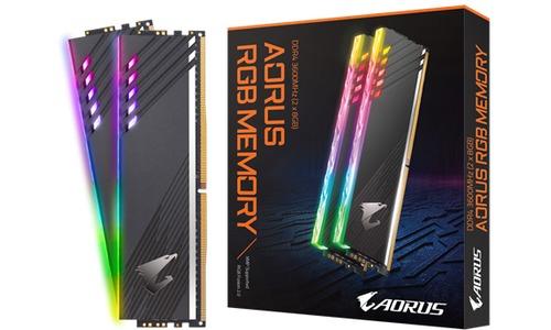 Gigabyte Aorus RGB 16GB DDR4-3600 CL18 kit