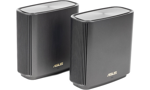 Asus ZenWiFi AX 2-pack Black