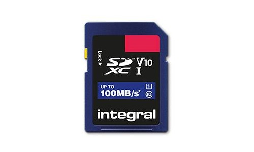 Integral High Speed SDHC UHS-I V10 16GB