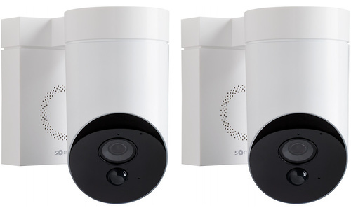 Somfy Outdoor Camera Duo-Pack