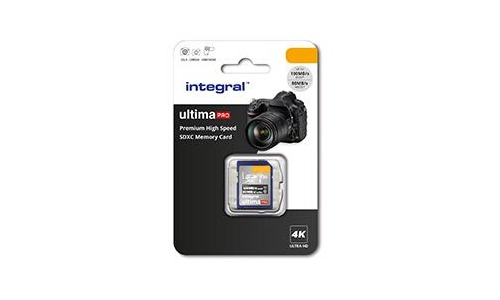 Integral UltimaPro SDXC UHS-I U3 V30 64GB