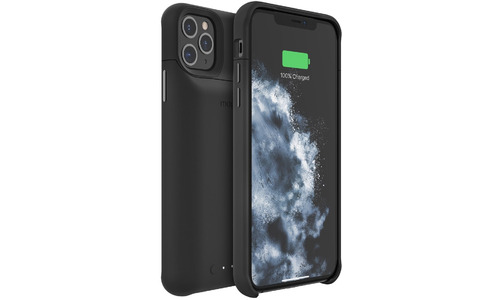 Mophie Juice Pack Access Apple iPhone 11 Pro Max Back Cover Black
