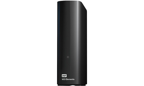 Western Digital Elements 12TB Black