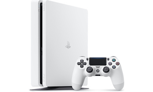 Sony PlayStation 4 Slim 500GB White