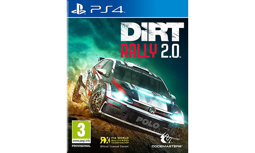 Dirt rally 2.0 (PlayStation 4)