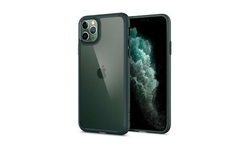 Spigen Ultra Hybrid Cover Apple iPhone 11 Pro Midnight Green