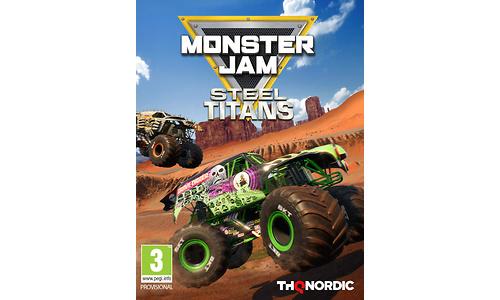 Monster Jam Steel Titans (Nintendo Switch)