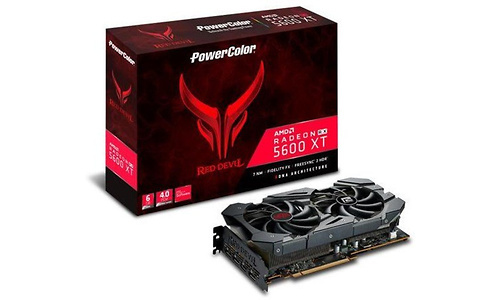 PowerColor Radeon RX 5600 XT Red Devil 6GB