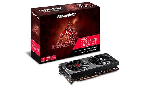 PowerColor Radeon RX 5600 XT Red Dragon 6GB