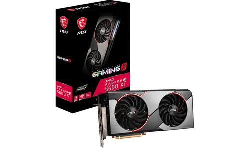 MSI Radeon RX 5600 XT Gaming X 6GB