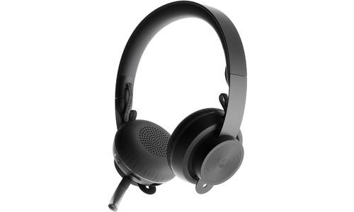 Logitech Zone Wireless Plus Headset Black