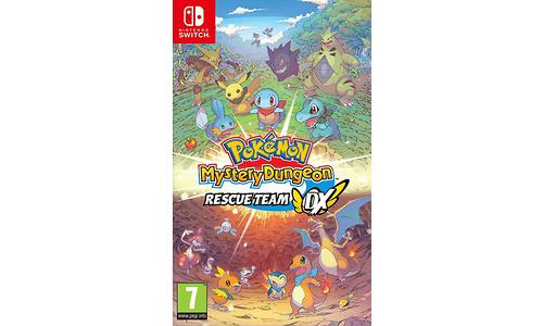 Pokémon Mystery Dungeon: Rescue Team DX (Nintendo Swich)