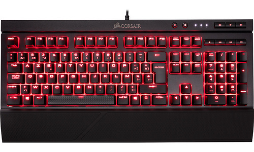 Corsair K68 Cherry MX-Red Black (BE)