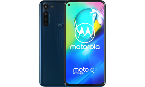 Motorola Moto G8 Power 64GB Blue