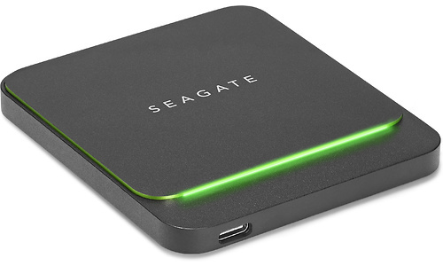 Seagate BarraCuda Fast SSD 1TB Black