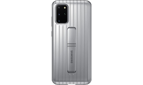 Samsung Galaxy S20 Plus Protective Standing Cover Silver