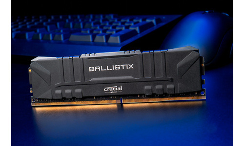 Crucial Ballistix Black 64GB DDR4-3600 CL16 Kit