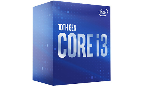 Intel Core i3 10320 Boxed