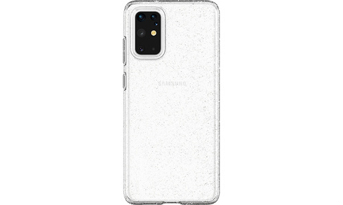 Spigen Liquid Crystal Glitter For Galaxy S20+ Crystal Quartz