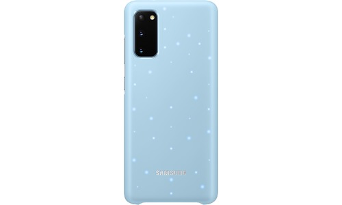 Samsung LED Cover Galaxy S20 Blue
