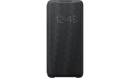 Samsung Galaxy S20 Plus Led View Book Case Black
