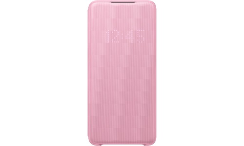 Samsung LED View Cover Galaxy S20 Plus Pink