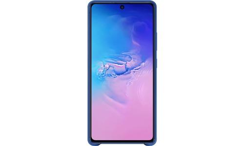 Samsung Silicone Cover Galaxy S10 Lite Blue