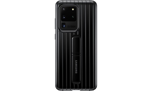 Samsung Protective Standing Cover Galaxy S20 Ultra Black